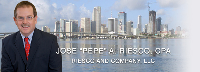 Jose A. Riesco bio Picture